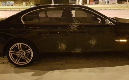 Denizlispor asbaşkanına pompalı tüfekle saldırı