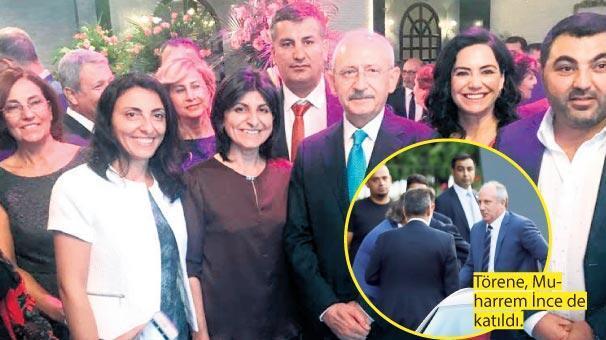 Kılıçdaroğlu ailesinin mutlu günü