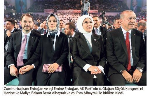AK Parti'de değişim kongrede de sürdü
