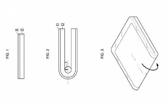 Samsung kendini yenileyebilen yeni bir ekran için patent aldı