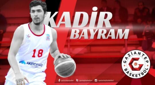 Gaziantep Basketbol, 2 oyuncusuyla sözleşme yeniledi