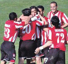 Yılın takımı Sivasspor