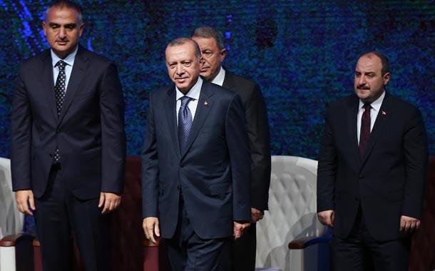 Cumhurbaşkanı Erdoğan 100 Günlük İcraat Programını açıkladı