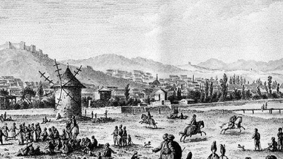 İzmir ve at yarışları