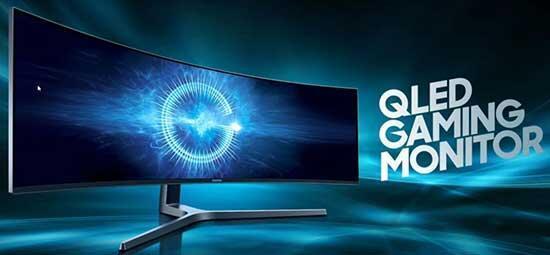 Samsung CHG90 QLED oyun monitörü inceleme: 49 inç ve 7 bin TL