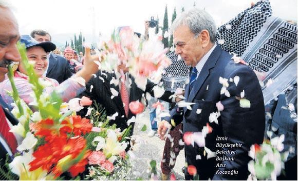"""Tarımda """"İzmir mucizesi"""""""