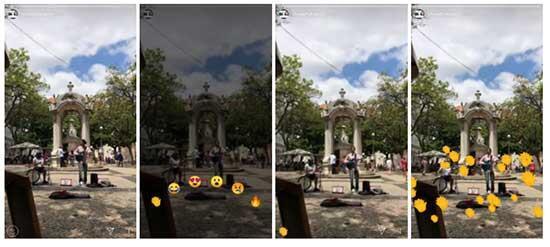 Instagram, Facebook benzeri Tepkileri test etmeye başladı