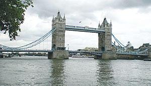 40 derecede kaçış planı:  LONDRA