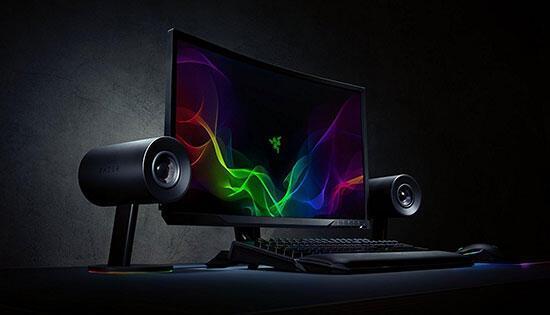 Razer Nommo Chroma inceleme: Geleneksel bilgisayar hoparlörlerini unutun