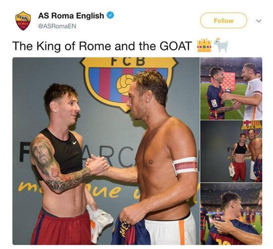 Romadan Ronaldo transferine yanıt gecikmedi