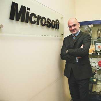 Microsoft Türkiye  Kempinski'ye 'üs'leniyor