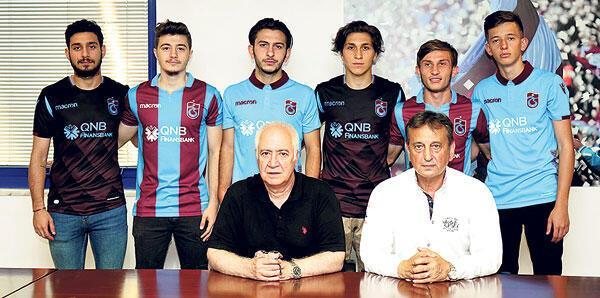 Trabzonsporda kadro sancısı