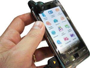 Telefon zili artık videolu çalacak