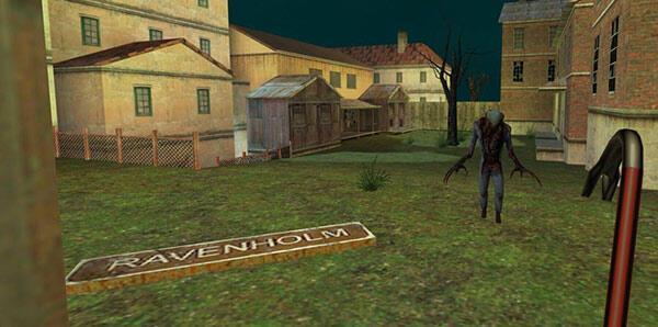 Half Life 2: Classic geliyor Yepyeni görüntüleri yayınlandı