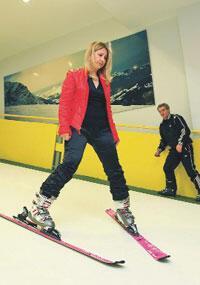 Kış bastırmadan kayak dersleri