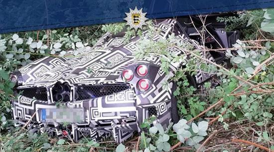 12 Milyon TLlik otomobil test sırasında kaza yaptı