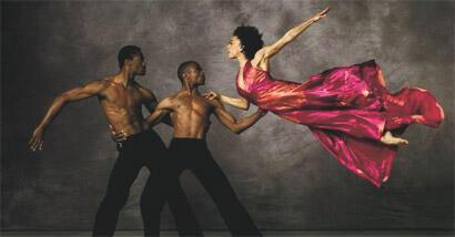 Hayat biraz tango biraz da modern danstır
