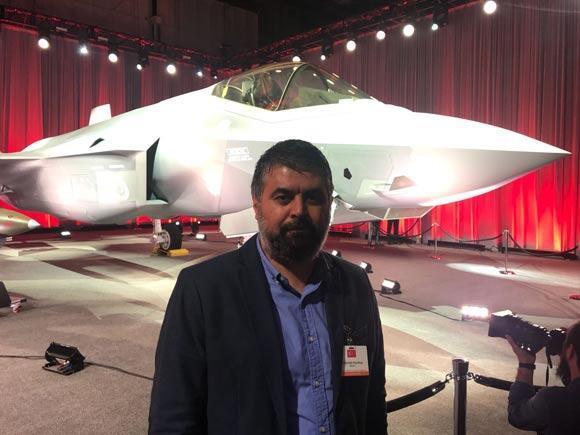 İlk F-35 teslim edildi