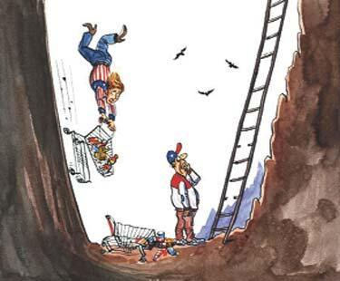 Krizin dibi bulunsa bile çıkış kolay olmayacak