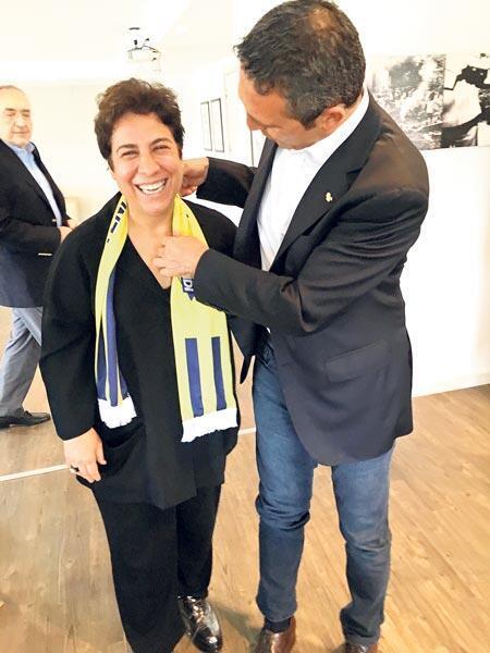 Ali Koç'tan Fenerbahçe'ye dört dörtlük kadın açılımı