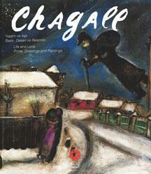 Chagall'in fırçasıyla âşıklar uçuşur
