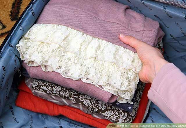 Tatil için valiz nasıl hazırlanır