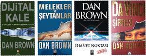 Dan Brown'ın ŞİFRESİ