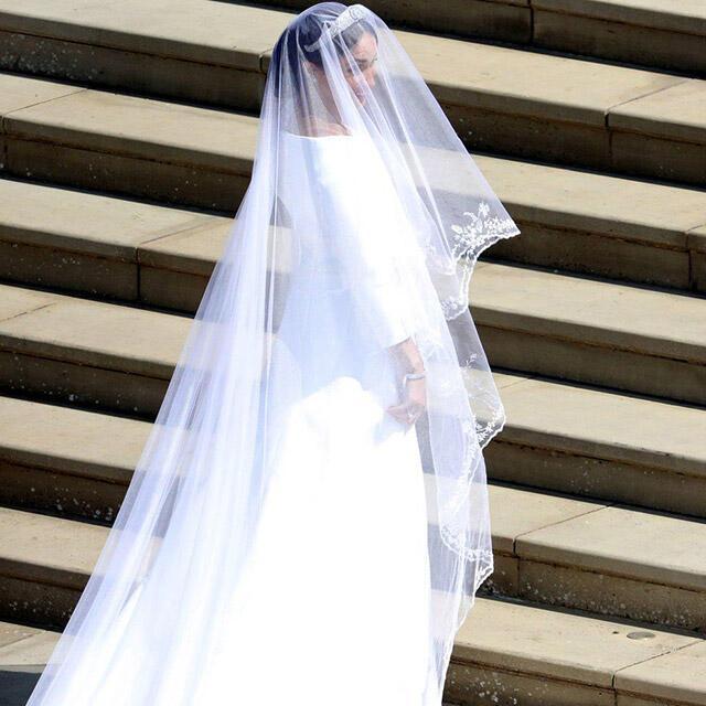 Prens Harry & Meghan Markle Düğünü - Stil Raporu