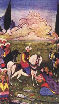 Osmanlı, taht sahibini  seçme işini iyi yapamadı