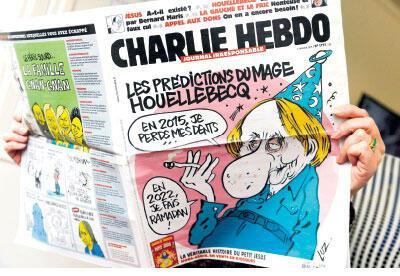 Bütün Charlie Hebdo bir Yiğit Özgür etmiyor