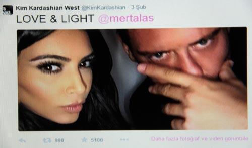Kim Kardashian, Adanalı Mert'i meşhur etti