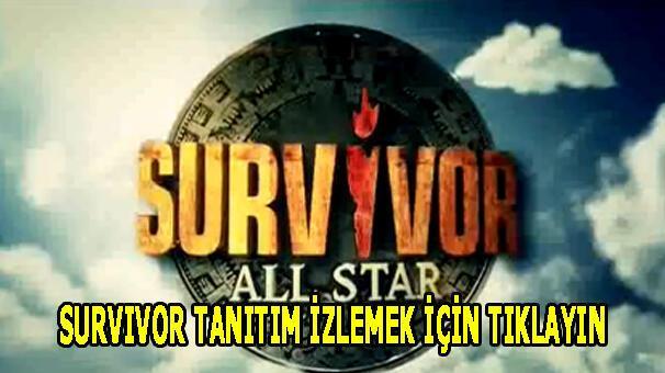 Survivor All Star kadrosu ile ekrana kilitleyecek