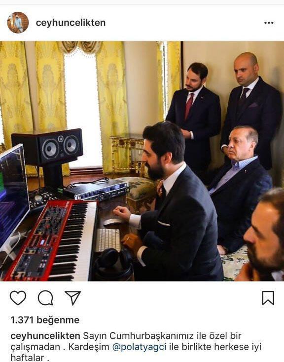İşte Er oğlu Erdoğan şarkısının mimarı