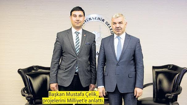 Kayseri'nin yeni yaşam merkezi: Sahabiye