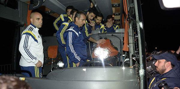 Tarih bunu da yazdı; Fenerbahçe öldürülmeye çalışıldı