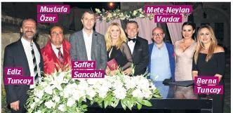 MARİNADA YAZA 'MERHABA' PARTİSİ