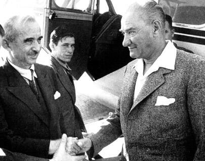 Atatürk-İnönü çatışması - İlber Ortaylı