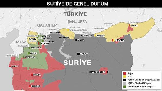 Sınırda neler oldu 1 şehit var, asker IŞİDi vurdu...