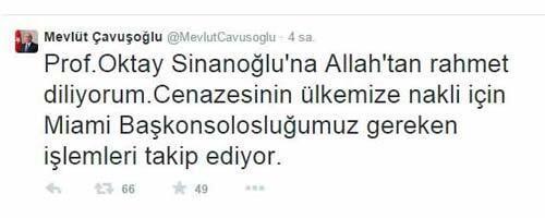 Oktay Sinanoğlu hayatını kaybetti - Oktay Sinanoğlu kimdir