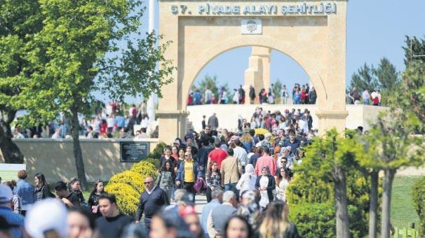 '23 nisan' doldu taştı 1 Mayıs tatili yok sattı