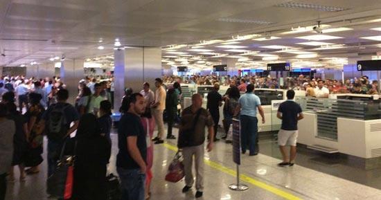 İstanbul Atatürk Havalimanında patlama: 42 ölü, 238 kişi yaralandı