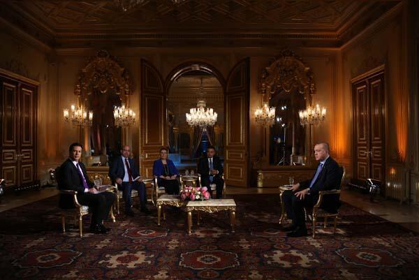 Son dakika... Cumhurbaşkanı Erdoğandan canlı yayında önemli açıklamalar