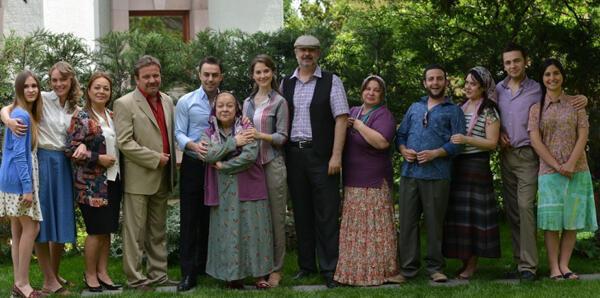 Kalbim Egede Kaldı dizisi oyuncuları