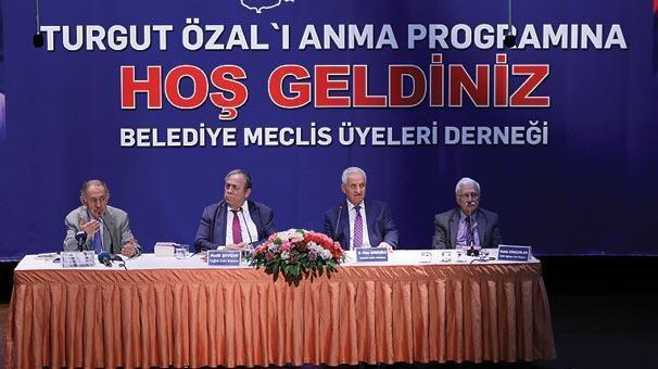 Bakan Tüfenkci: Ülkelerin tarihlerini değiştiren liderler vardır