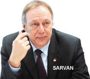 Sayın Sarvan, iyisin, hoşsun da
