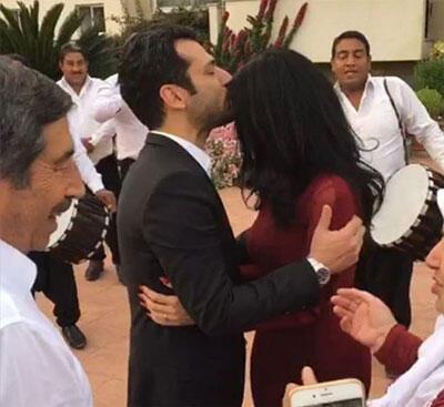 Cumhurbaşkanı Erdoğan, Murat Yıldırıma kız istedi