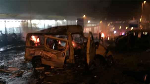 Son dakika haberi: İstanbulda hain terör saldırısı Çok sayıda şehit ve yaralı var
