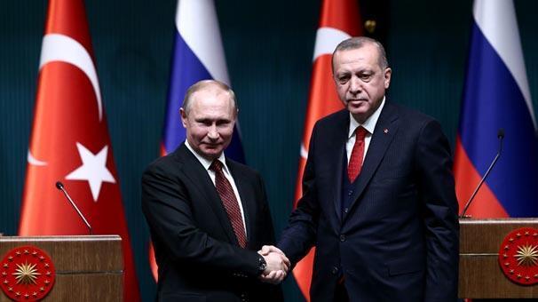 Cumhurbaşkanı Erdoğan ve Putinden ortak açıklama: Anlaşma tamam, o defter kapandı