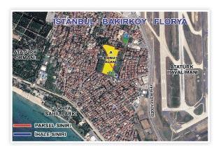 'Aslan'ın Florya arazisine 2.2 Milyar TL