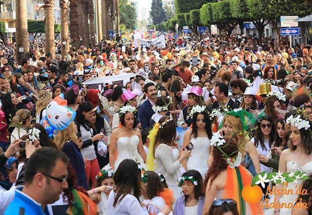 Nisanda Adana, Portakal Çiçeği Karnavalı ile Coşuyoruz #nisandaadanada